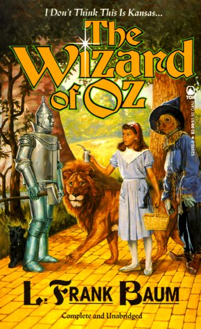 a book analysis of the wizard of oz by lyman frank baum The wonderful wizard of oz, the book that made baum a household name at the turn of the 20th century,  lyman frank baum was born on may 15, 1856 to a well-to-do family near syracuse, new york .