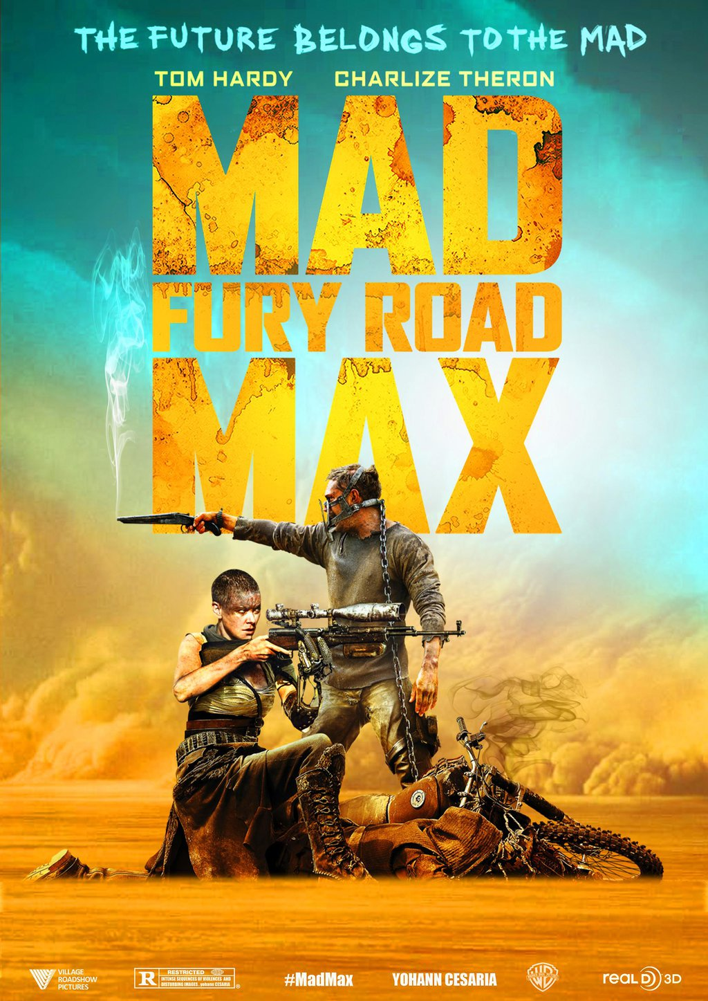 The Rule Of Law Mad Max Fury Road 2015 Christopher John Lindsay