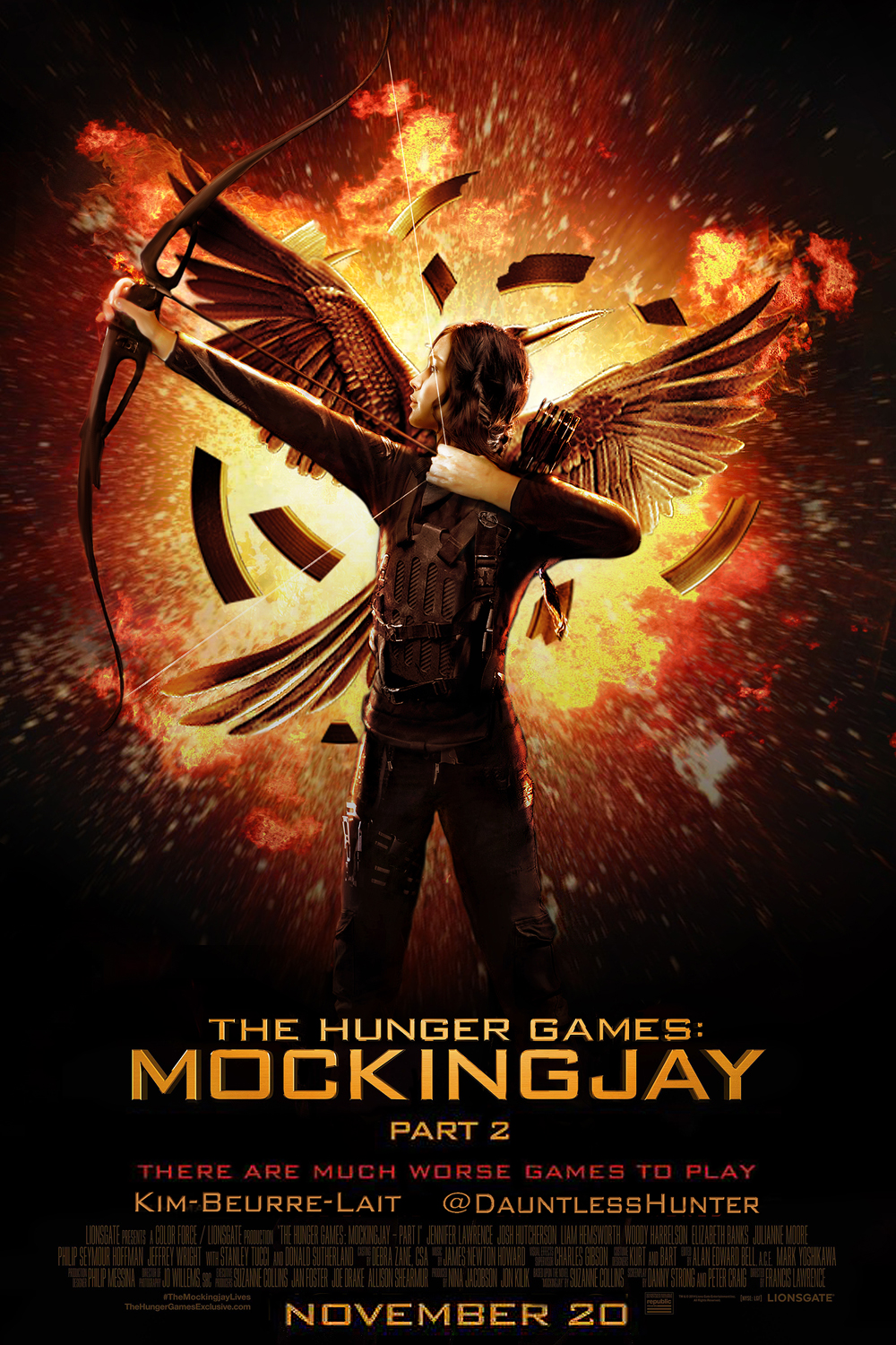 The Assassination of a President: The Hunger Games ...