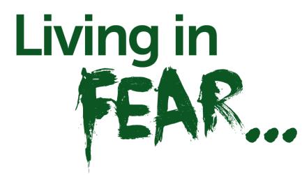 living-in-fear